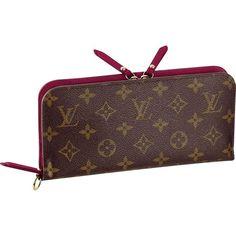 Louis Vuitton Handbags #Louis #Vuitton #Handbags - Insolite Wallet - $170.99