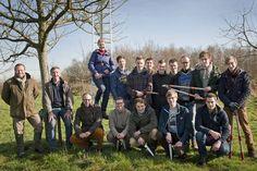Studenten groenmanagement (VIVES) snoeien stadsboomgaard Roeselare | CD&V Roeselare