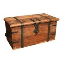 wooden chest coffee table - Google Search