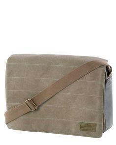 a169a1c37668 Hex Messenger Bag. Canvas Messenger BagMessenger Bag MenOnline BagsLuggage  ...