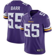 Buy Youth Nike Minnesota Vikings Anthony Barr Purple Team Color Stitched NFL  Vapor Untouchable Limited Jersey from Reliable Youth Nike Minnesota Vikings  ... 1c4b1ff19