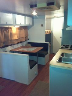 Our 1st Remodel Class C Motorhome Rv Remodel Pottery