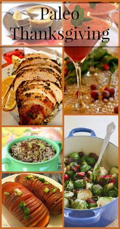 Paleo Thanksgiving Recipes {Real Food Thanksgiving Recipes}