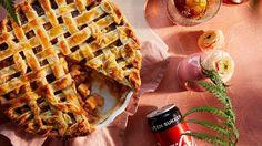 Eplepai Dessert, Waffles, Bread, Breakfast, Food, Morning Coffee, Deserts, Brot, Essen