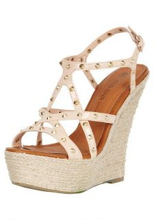 Avina Wedge open summer sandal fashion.... click on picture to see more