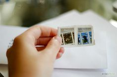 How to Collect Used Stamps. Used stamps are stamps that have been canceled, or stamped, by the post office. Collecting used stamps is a fun and exciting hobby that can be more rewarding than buying mint stamps. Rare Stamps, To Collect, Stamp Collecting, Pretty Pictures, Collection, Cute Pics, Cute Pictures
