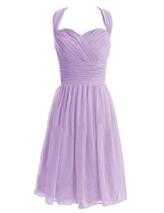 Diyouth Beauty Short Chiffon Strapless Bridesmaid Dress Lavender Size 2 Diyouth http://www.amazon.com/dp/B00LQMSQ02/ref=cm_sw_r_pi_dp_b-HXtb00068K4TRD