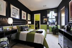 Cool Teen Boy Bedrooms | cool teen boy's room. | Teen