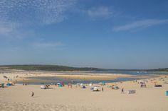 Lagoa de Albufeira em Portugal