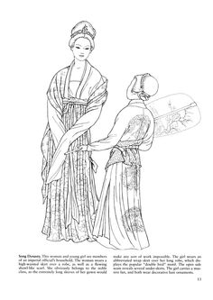 Song Dynasty Clothing Page