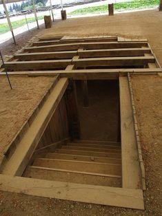 hogkymoon - 0 results for architecture Underground Shelter, Underground Homes, Casa Bunker, Doomsday Bunker, Earth Sheltered Homes, Casas Containers, Root Cellar, Hidden Rooms, Greenhouse Plans