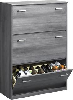 shoe cabinet Modern CS Schmal Soft Plus Shoe Cabinet 94 Shoe Cabinet Entryway, Shoe Cabinet Design, Shoe Cupboard, Closet Shoe Storage, Diy Shoe Rack, Shoe Storage Cabinet, Shoe Shelves, Shoe Racks, Diy Storage