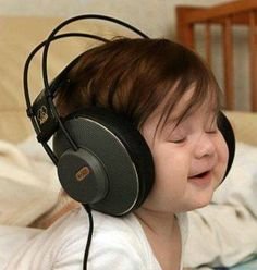 headphones....and digging the music
