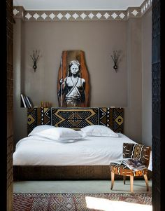 cool 99+ Creative Ideas for Modern Decor with Afrocentric African Style http://www.99architecture.com/2017/03/03/99-creative-ideas-modern-decor-afrocentric-african-style/