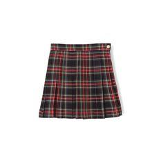 プリーツミニスカート ($43) ❤ liked on Polyvore featuring skirts, bottoms, clothing - skirts, japan and bubble skirts