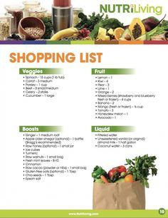 Nutribullet grocery shopping list for recipes healthy snacks s media cache ak0pinimg 736x 82 bd 89 82bd894a84f35eb73c4a306019f15720 forumfinder Choice Image