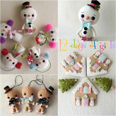 Gingermelon Dolls: Holiday Special - 12 Days Of Gifts!!