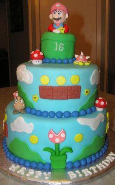 Marie Cake - Cake by Nissa