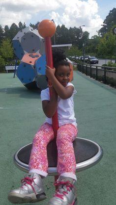 Day 4 Beltline playground