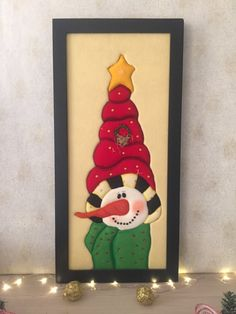 Cuadro de Navidad - Casa u oficina