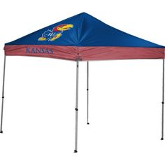 Denver Broncos Coleman 10 X 10 Straight Leg Canopy Tent
