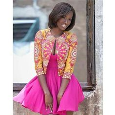 Get super trendy with these jaw-dropping Ankara styles! How cool is it to find a selection of cleverly designed Ankara styles that look fantastic, but which are not going to… African Inspired Fashion, African Print Fashion, Africa Fashion, Fashion Prints, African Prints, African Attire, African Wear, African Women, African Dress