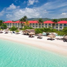 True Beachfront resort where the party never stops!