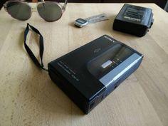 1989 Sony walkman Tcm 73 MADE IN JAPAN di RalphaRecycled su Etsy