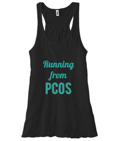 Running From PCOS - Awareness Campaign