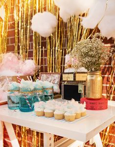 Dreamy & Retro Cotton Candy Carnival