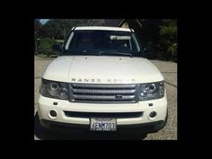 2008 Range Rover Sport For Sale  2008 Range rover sport supercharged for sale. It is white with beige leather interior. It is in excellent c...
