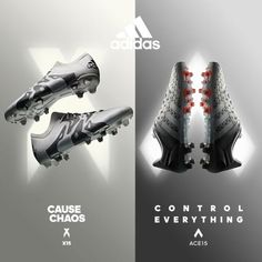 0bde6c1490 White Pack! adidas X and Ace in white! Get them at SoccerPro right now