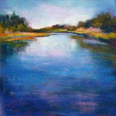 Frame of Mind, pastel, 24 x 24 inches Soft Pastel Art, Frame Of Mind, Impressionist, Fine Art, Photo And Video, Landscape, Paintings, User Profile, Paint