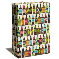 Wrapping - Paper - Beer - Snow & Graham: Letterpress Stationery, Invitations, Greeting Cards and Calendars