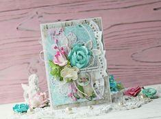 Lemoncraft: Insiruje Anastasia: inspiracja rozowo-mietowa - Inspirations from Anastasiya: pink and mint inspirations