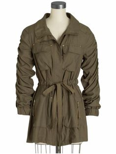 Lightweight Military Coat