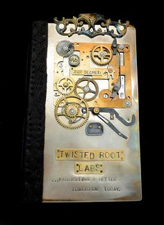 Steampunk Journal -- Twisted Root Labs