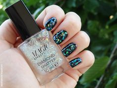 Review of Avon Magic Effects Diamond Shatter