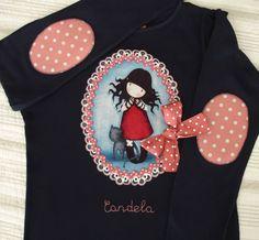 Camisetas Malena y Candela 1