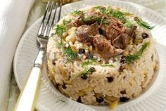 Amateur Cook Professional Eater - Greek recipes cooked again and again: Christmas rice pilaf with chestnuts and chicken livers Xmas Food, Christmas Cooking, Greek Recipes, Desert Recipes, Rice Dishes, Tasty Dishes, Greek Cooking, Chicken Livers, Food Categories