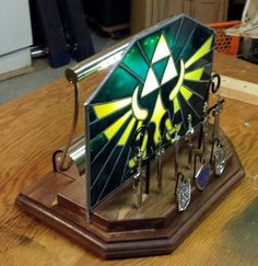 This DIY Triforce Nightlight Will Blow You Away | Geek Decor