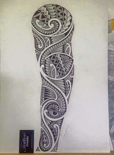 For more pics like this, follow --> Lynda Ann African Tribal Tattoos, Tribal Forearm Tattoos, Polynesian Tribal Tattoos, Geometric Sleeve Tattoo, Tribal Sleeve Tattoos, Full Sleeve Tattoos, Samoan Tattoo, Body Art Tattoos, Samoan Tribal