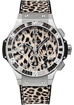 Hublot - Big Bang 41mm Leopard Watch 341.SX.7717.NR.1977