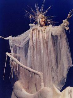 Marzanna, queen-snow