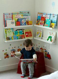 Montessori bedroom More