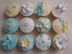 Wide Range Mouth Watering Beautifully Hand Decorated Cupcakes