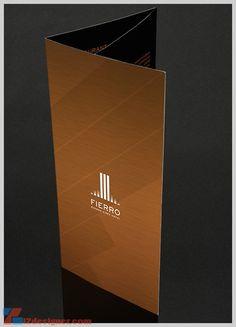 Thiết kế Brochure khách sạn - Daily Inspiration