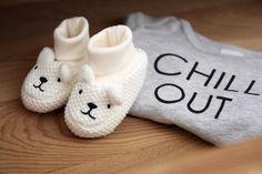 Homevialaura | preparing for a baby | nursery | new born clothing | antique dresser