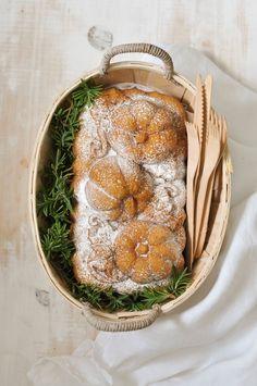 pumpkin walnut loaf cake
