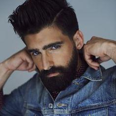 Oh la la.   29 Beard And Undercut Combinations That Will Awaken You Sexually